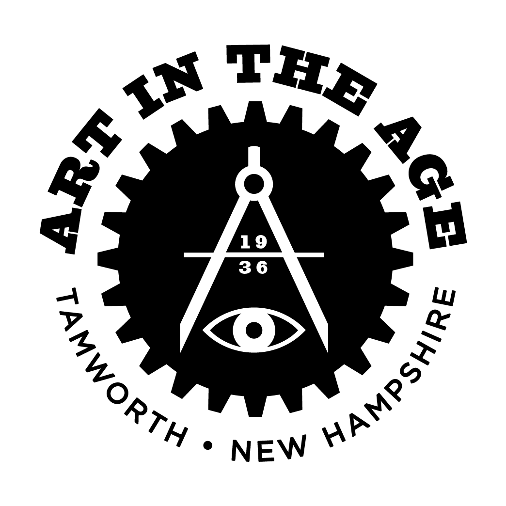 Art in the Age Cafe Logo
